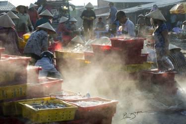 Long Hai fishing port (Long Hai, Long Dien town, Ba Ria province- Viet Nam